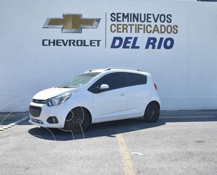 Chevrolet Beat Hatchback LTZ usado (2019) color Blanco precio $190,000