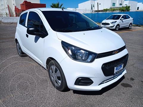 Chevrolet Beat Hatchback LT usado (2019) color Blanco precio $163,000