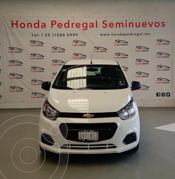 Chevrolet Beat Hatchback LS usado (2019) color Blanco precio $147,000