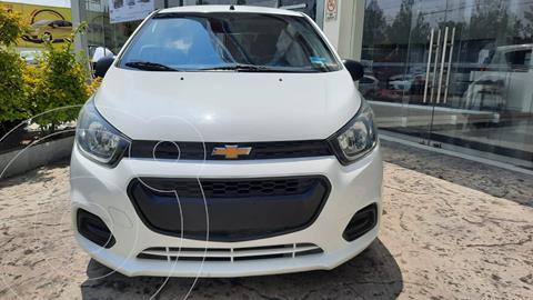 Chevrolet Beat Hatchback LT usado (2018) color Blanco precio $146,900