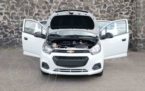 Chevrolet Beat Hatchback LT usado (2018) color Blanco precio $144,000