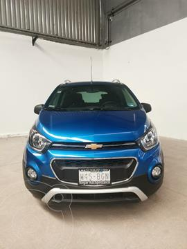 Chevrolet Beat Hatchback Active usado (2020) color Azul Denim precio $185,000