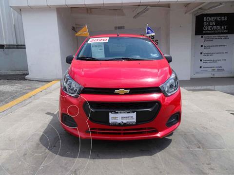 Chevrolet Beat Hatchback Version usado (2020) color Rojo precio $195,000
