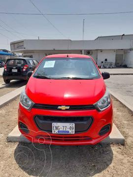 Chevrolet Beat Hatchback LT usado (2018) color Rojo precio $115,000