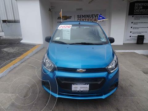 Chevrolet Beat Hatchback Version usado (2020) color Azul precio $205,000