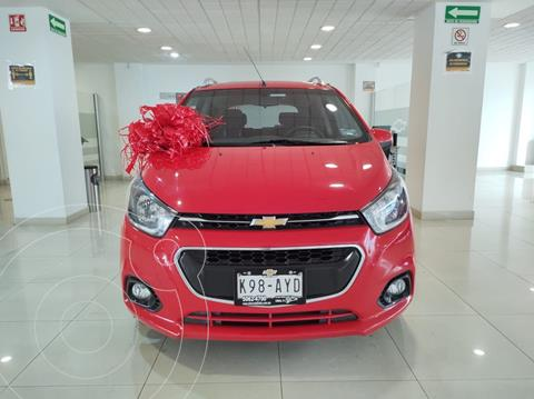 Chevrolet Beat Hatchback LTZ usado (2018) color Rojo precio $142,800