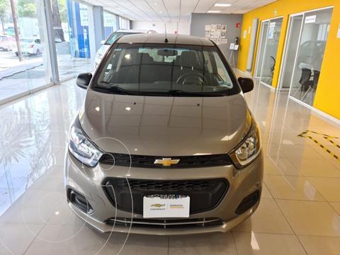 foto Chevrolet Beat Hatchback LT usado (2018) color Beige precio $142,900
