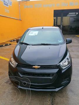Chevrolet Beat Hatchback Version usado (2020) color Negro precio $195,000
