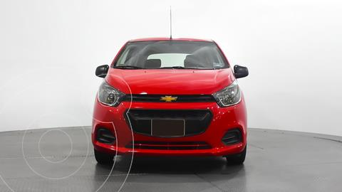 Chevrolet Beat Hatchback LT usado (2019) color Rojo precio $146,000
