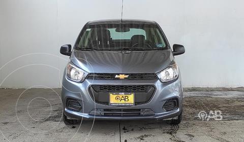 Chevrolet Beat Hatchback LT usado (2019) color Gris Oscuro precio $148,000