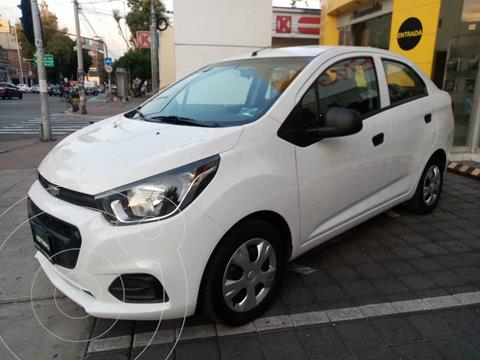 Chevrolet Beat Hatchback Version usado (2020) color Blanco precio $185,000