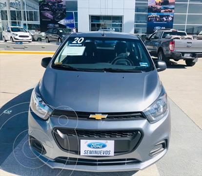 Chevrolet Beat Hatchback BEAT LT TM usado (2020) color Gris Oscuro precio $183,000