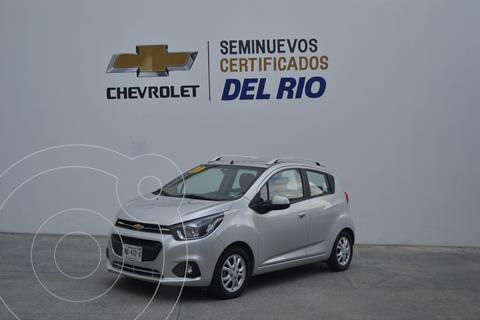 Chevrolet Beat Hatchback LS usado (2020) color Plata Dorado precio $200,000
