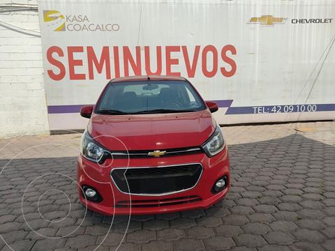 Chevrolet Beat Hatchback LTZ usado (2019) color Rojo precio $200,000