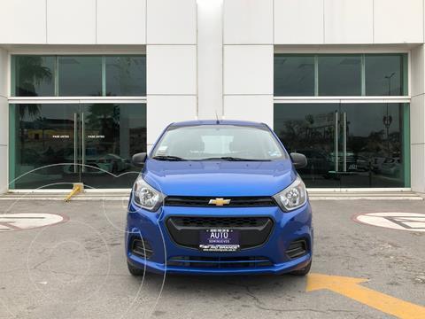 Chevrolet Beat Hatchback LT usado (2018) color Azul precio $130,000