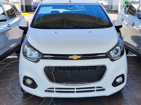 Chevrolet Beat Hatchback LT usado (2020) color Blanco precio $189,000