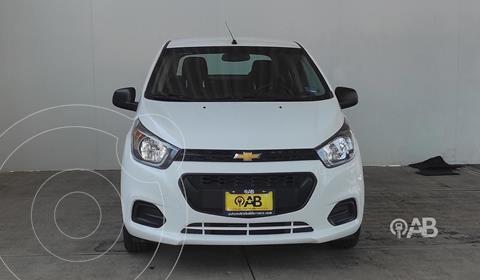 Chevrolet Beat Hatchback LS usado (2018) color Blanco precio $130,000