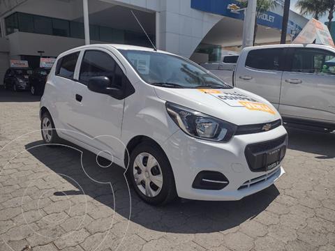 Chevrolet Beat Hatchback LT usado (2019) color Blanco precio $159,900