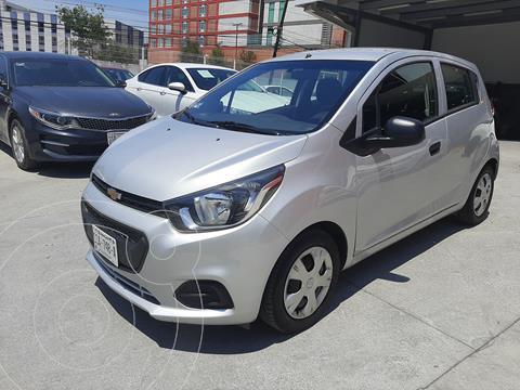 Chevrolet Beat Hatchback LT usado (2020) color Plata Metalico precio $190,000