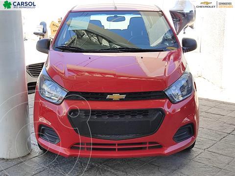 Chevrolet Beat Hatchback LT usado (2018) color Rojo precio $159,000