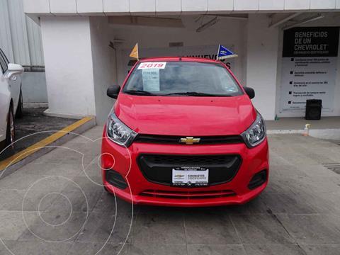 Chevrolet Beat Hatchback LT Sedan usado (2019) color Rojo precio $170,000