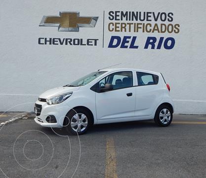 Chevrolet Beat Hatchback LS usado (2020) color Blanco precio $180,000