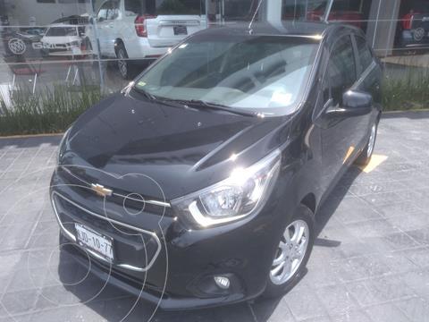 Chevrolet Beat Hatchback LTZ usado (2019) color Negro precio $185,000