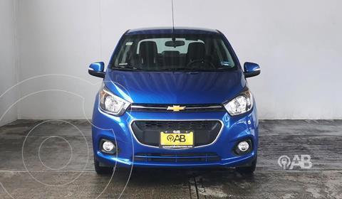 Chevrolet Beat Hatchback LS usado (2021) color Azul Indigo precio $220,000