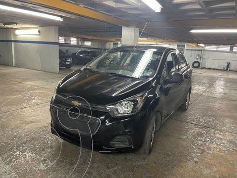 Chevrolet Beat Hatchback LT usado (2020) color Negro precio $179,000