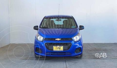 Chevrolet Beat Hatchback LT usado (2019) color Azul Indigo precio $145,000