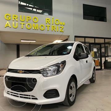 Chevrolet Beat Hatchback LS usado (2018) color Blanco precio $139,000