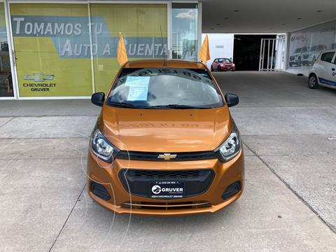Chevrolet Beat Hatchback LT usado (2019) color Naranja precio $195,000