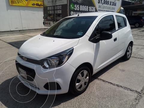 Chevrolet Beat Hatchback LS usado (2020) color Blanco precio $149,900