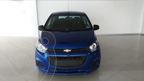 Chevrolet Beat Hatchback LT usado (2020) color Azul Marino precio $180,000