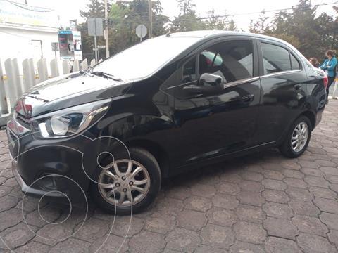 Chevrolet Beat Hatchback LTZ usado (2019) color Negro precio $165,000