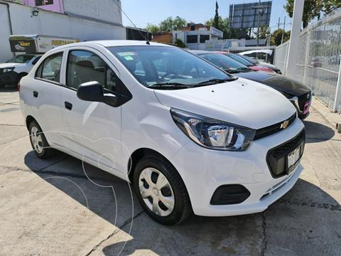 Chevrolet Beat Hatchback LT Sedan usado (2020) color Blanco precio $178,000
