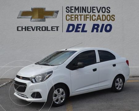 Chevrolet Beat Hatchback LT usado (2020) color Blanco precio $195,000