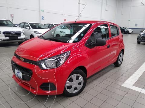 Chevrolet Beat Hatchback LT usado (2020) color Rojo precio $178,000