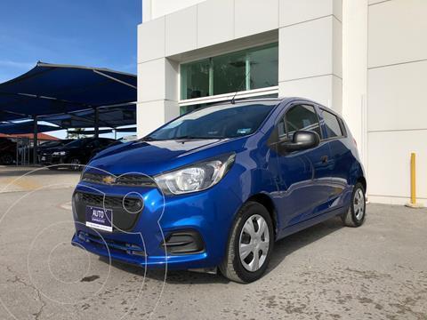 Chevrolet Beat Hatchback LT usado (2019) color Azul precio $150,000