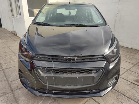 Chevrolet Beat Hatchback LT usado (2020) color Negro precio $190,000