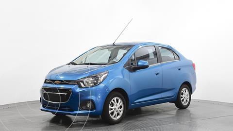 Chevrolet Beat Hatchback LTZ usado (2020) color Azul precio $192,800