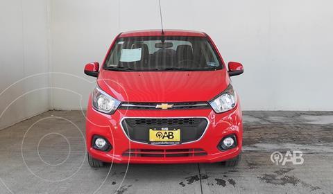 Chevrolet Beat Hatchback LTZ usado (2020) color Rojo precio $195,000