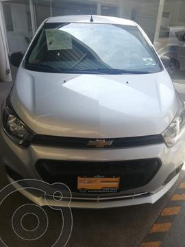 Chevrolet Beat Hatchback LT usado (2020) color Plata Dorado precio $164,000
