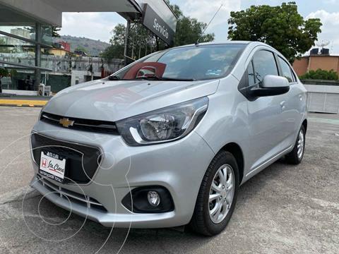 Chevrolet Beat Hatchback Version usado (2020) color Plata precio $195,000