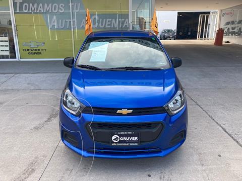 Chevrolet Beat Hatchback LT usado (2018) color Azul precio $155,000