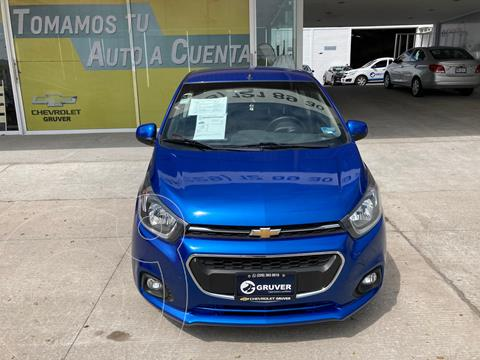 Chevrolet Beat Hatchback LTZ Sedan usado (2018) color Azul Indigo precio $179,000