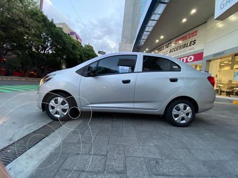 Chevrolet Beat Hatchback LS usado (2020) color Plata Dorado precio $175,000