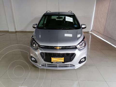 Chevrolet Beat Hatchback LTZ usado (2021) color Plata Dorado precio $211,500