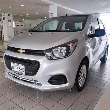 Chevrolet Beat Hatchback LT usado (2020) color Plata Dorado precio $189,000