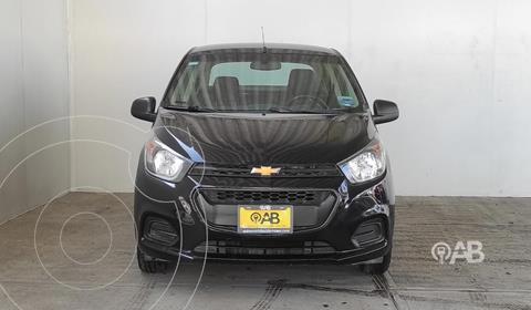 Chevrolet Beat Hatchback LT usado (2018) color Negro precio $145,000